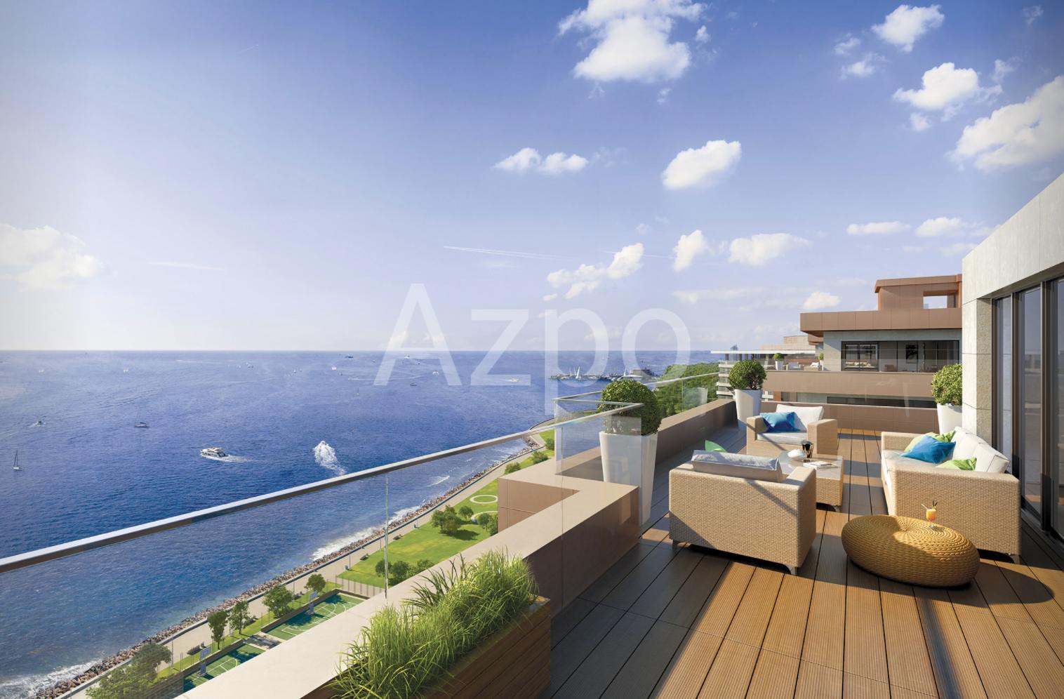 Квартиры в новом жилом комплексе у берега Мраморного моря - Фото 7