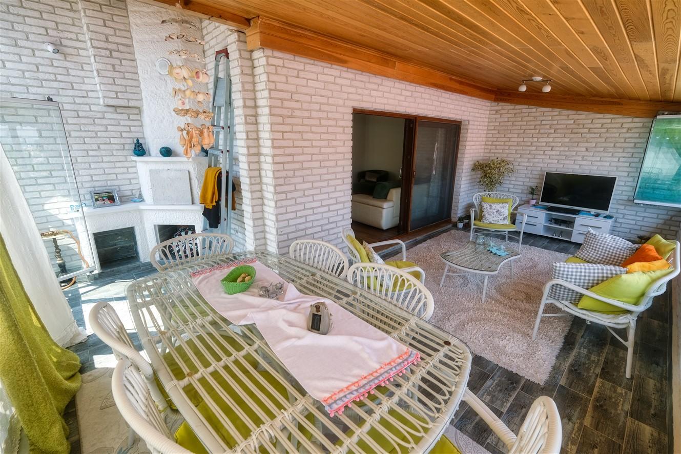 Квартира в престижном микрорайоне Гюрсу Анталья - Фото 16
