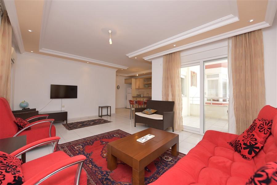 Трёхкомнатная квартира с мебелью в районе Джикджилли - Фото 6
