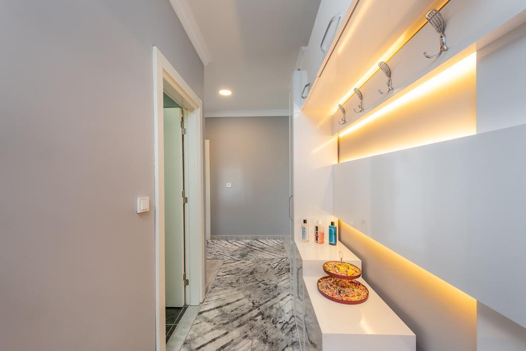 Просторная меблированная квартира 2+1 с отдельной кухней в посёлке Авсаллар - Фото 2
