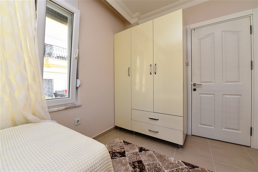 Двухуровневая вилла 3+1 с мебелью в районе Каргыджак - Фото 27