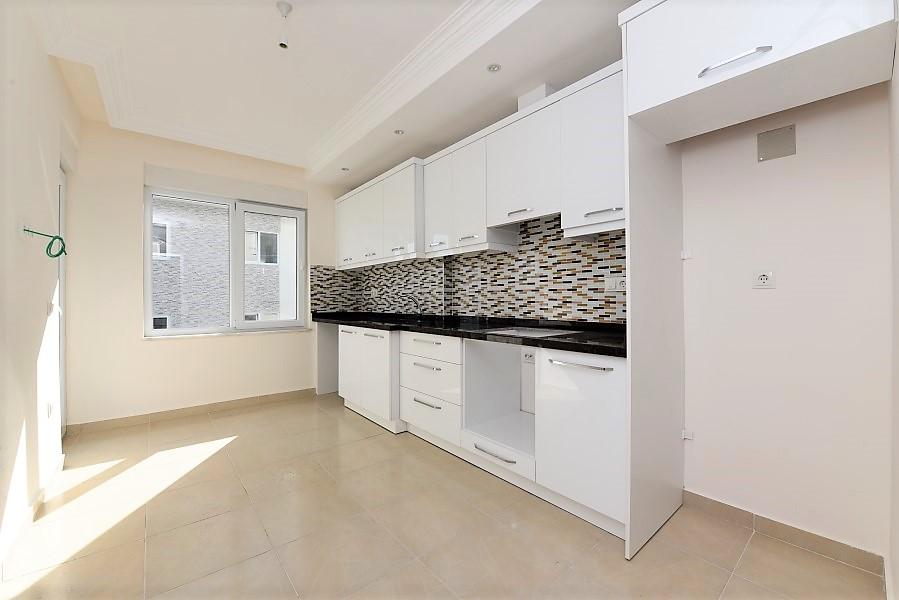 Новая трёхкомнатная квартира в районе Махмутлар - Фото 13