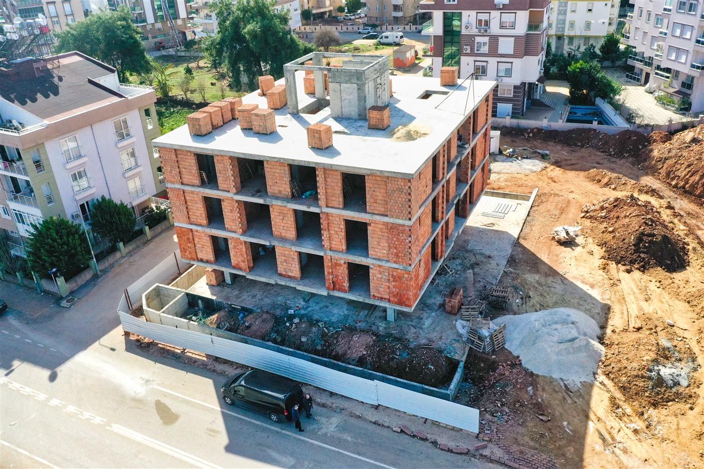 Отель на 40 комнат на продажу в районе Коньяалты Анталия - Фото 4