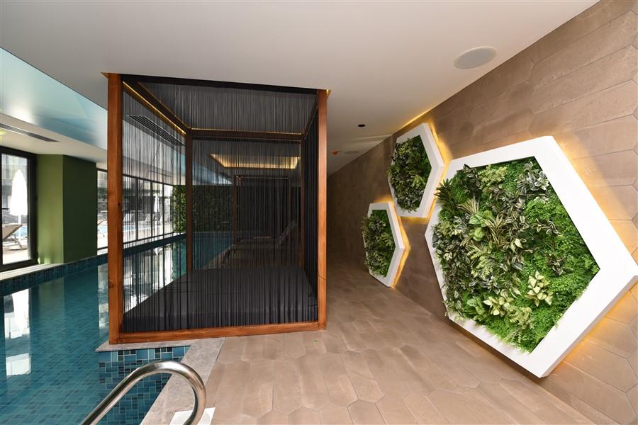 Уютная меблированная квартира 1+1 рядом с пляжем Клеопатры - Фото 10