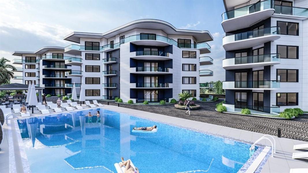 Роскошные видовые квартиры в Махмутларе - Фото 3