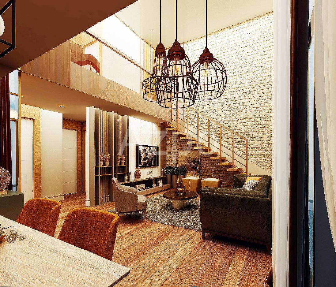 Квартиры в новом проекте в районе Лара Анталия - Фото 10