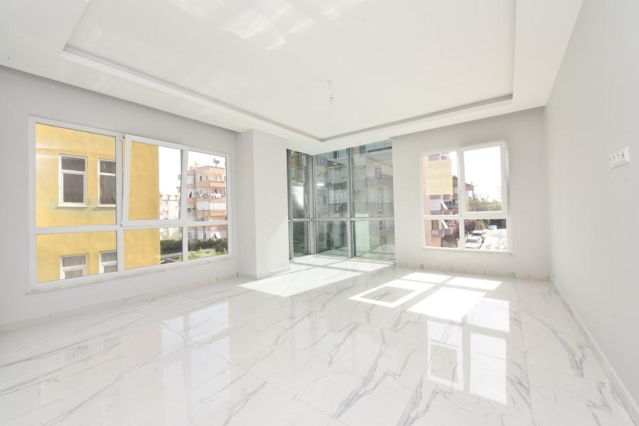 Новая трёхкомнатная квартира в центре Аланьи - Фото 8