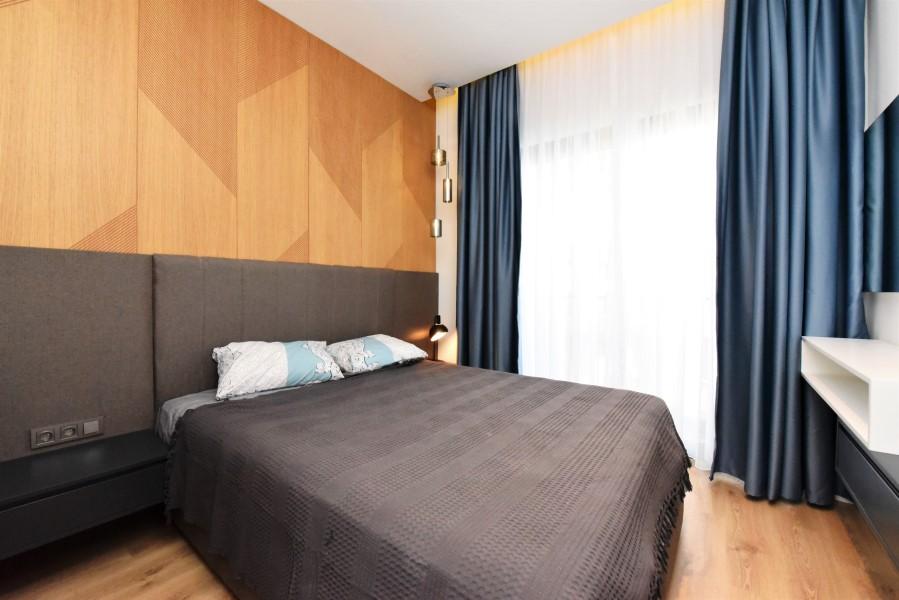 Двухкомнатная квартира с мебелью в районе пляжа Клеопатры - Фото 17