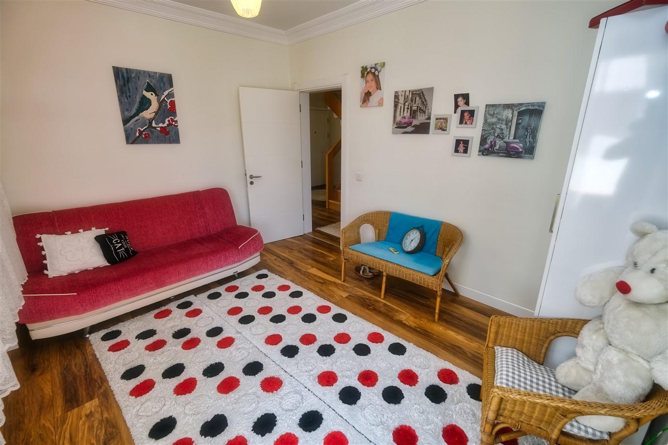 Квартира в престижном микрорайоне Гюрсу Анталья - Фото 31
