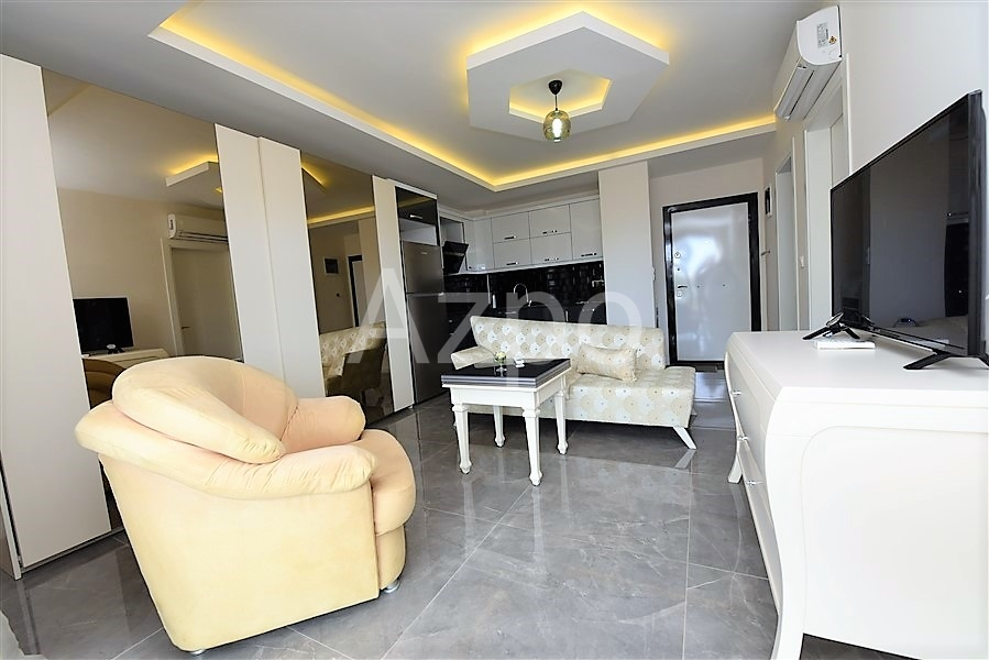 Прекрасная квартира 1+1 с мебелью - Фото 10