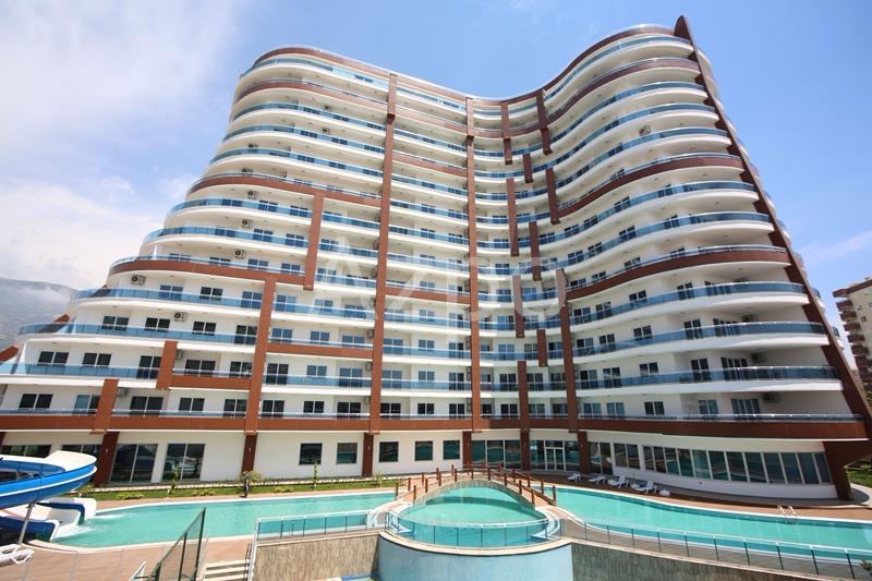 Двухкомнатная квартира в комплексе LUX класса Махмутлар - Фото 3