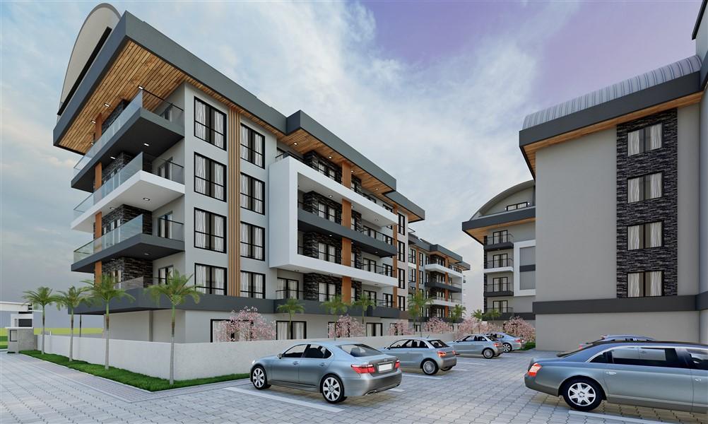 Новый проект жилого комплекса в районе Оба - Фото 8