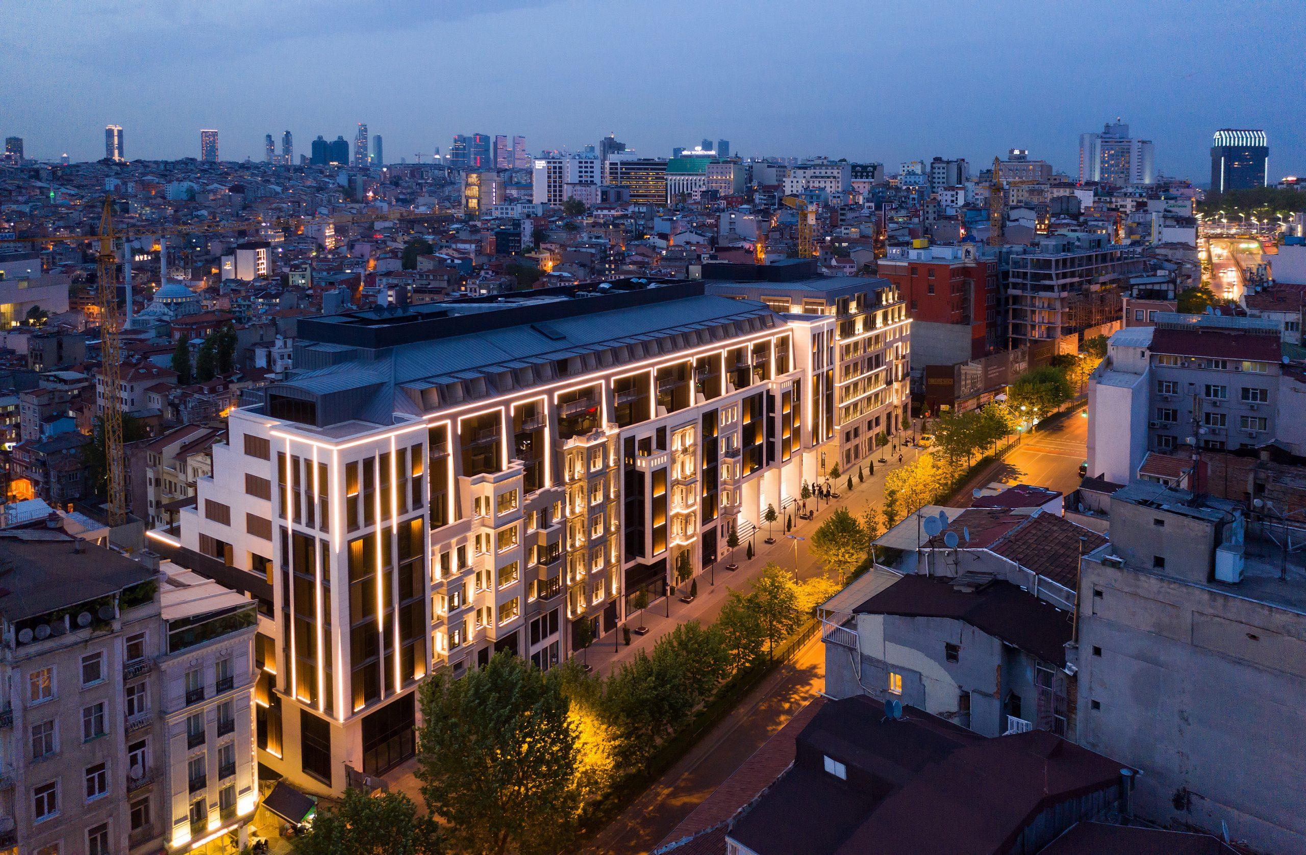 Готовые квартиры в рассрочку в центре Стамбула - Фото 3