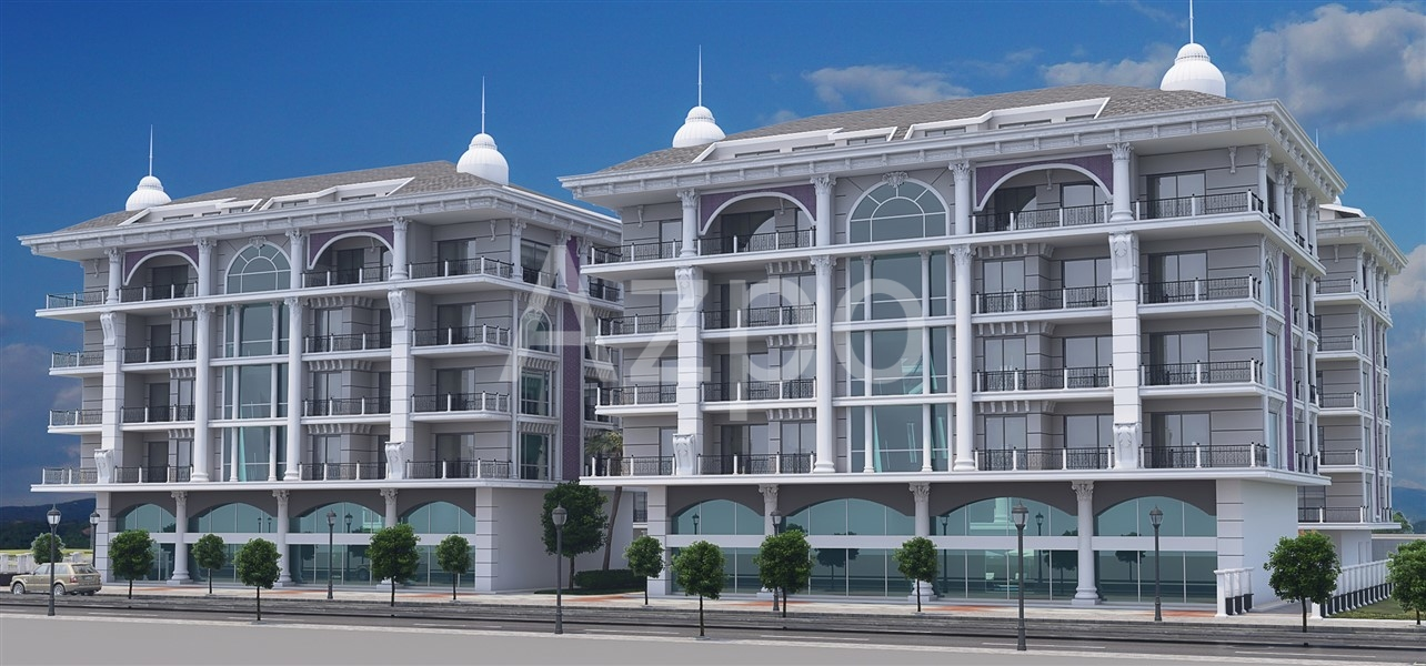Квартиры различных планировок в новом комплексе - Фото 3