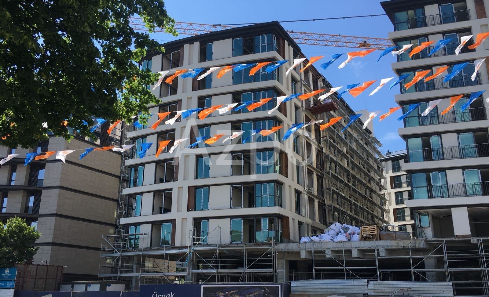 Квартиры не далеко от площади Таксим - Фото 1