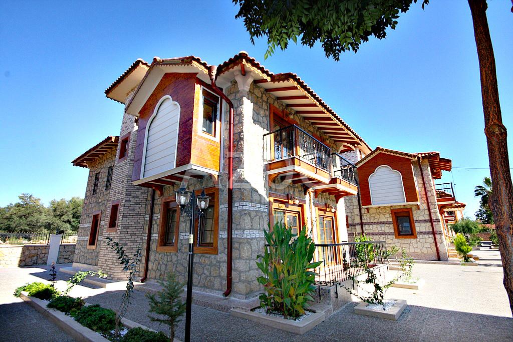 Виллы в османском стиле в районе Дошемеалты Анталья - Фото 7