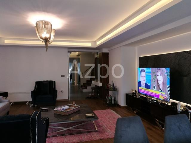 Двухуровневый пентхаус 5+1 в Измире - Фото 7
