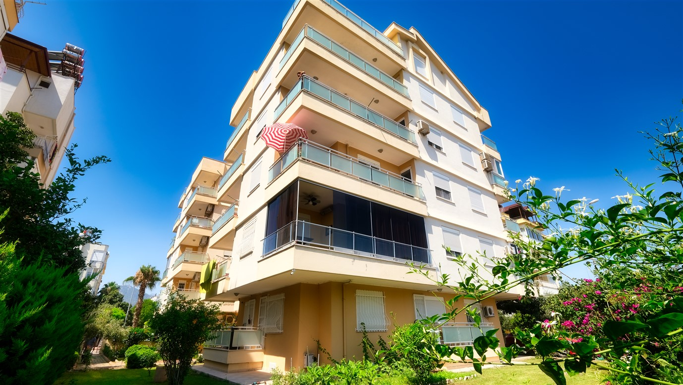 Четырёхкомнатная квартира в Анталье - Фото 11