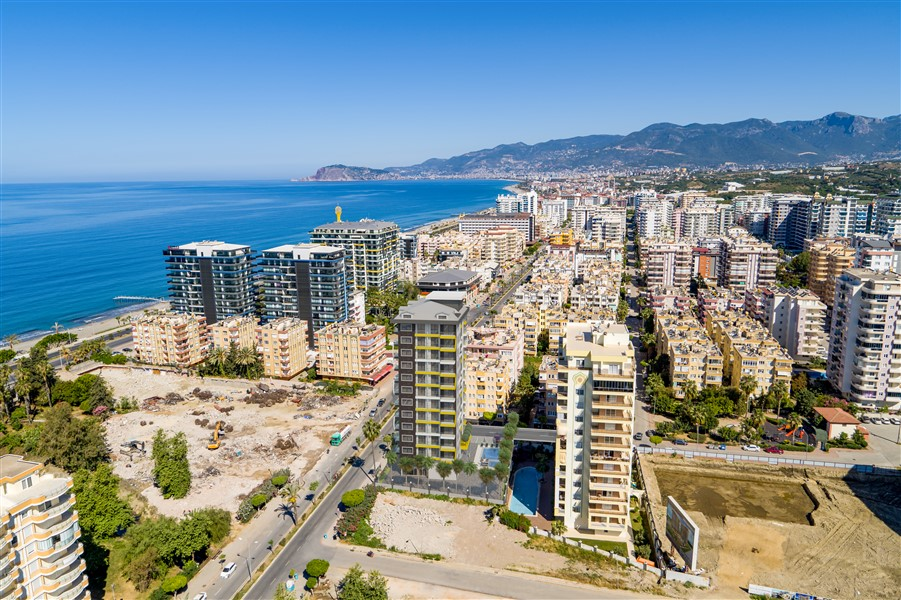 Новые квартиры по ценам застройщика в 250 метрах от пляжа Средиземного моря - Фото 14