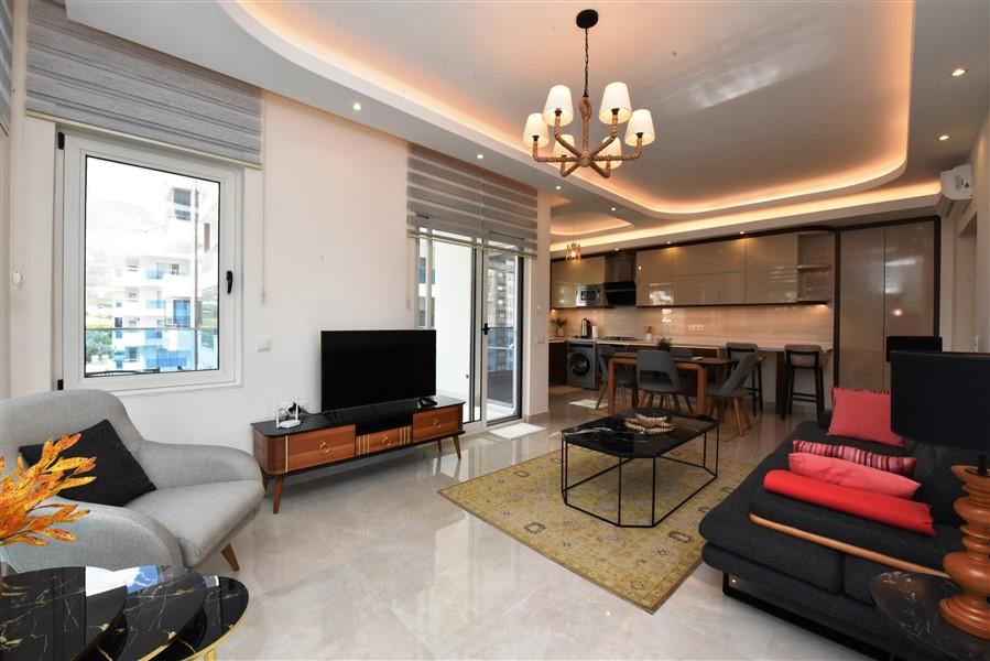 Трёхкомнатная квартира с мебелью в комплексе Premium класса - Фото 14