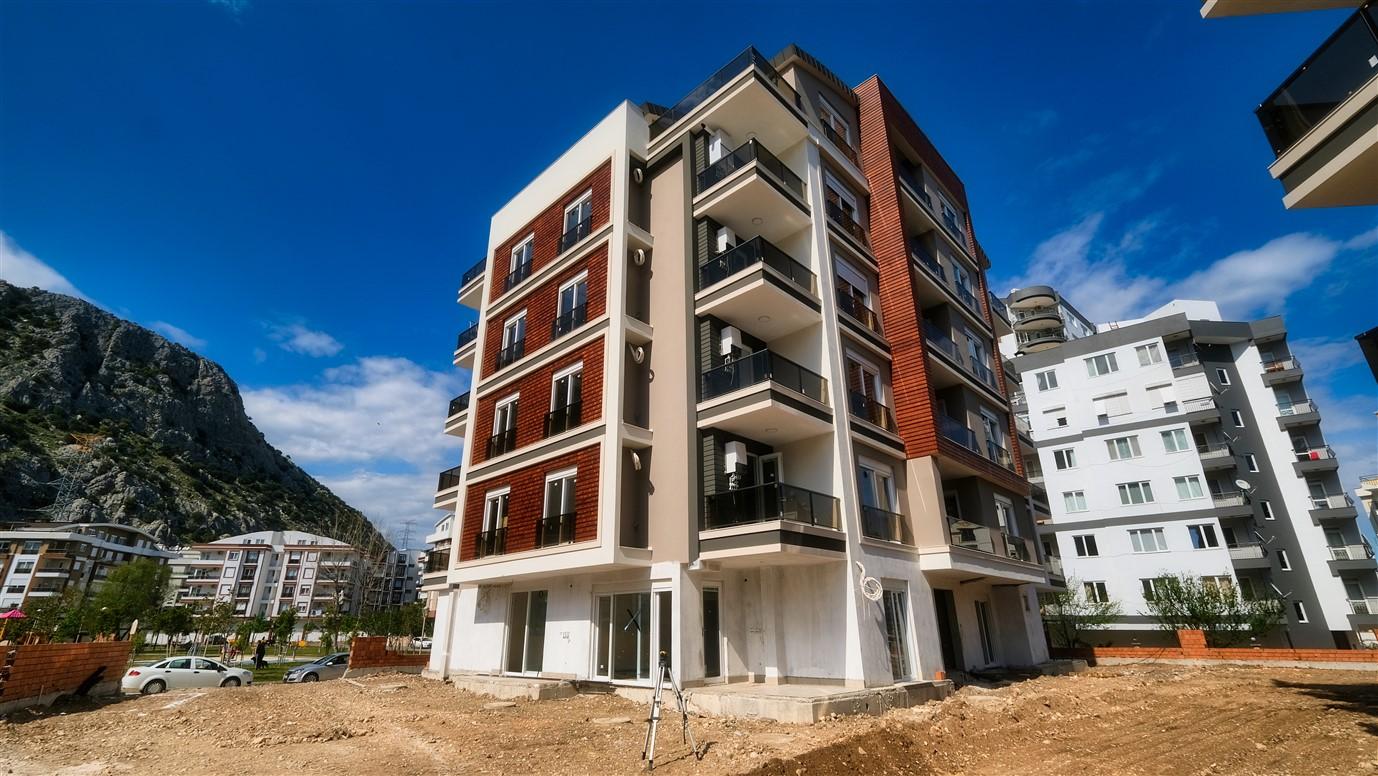 Новая двухкомнатная квартира в районе Коньяалты - Фото 7