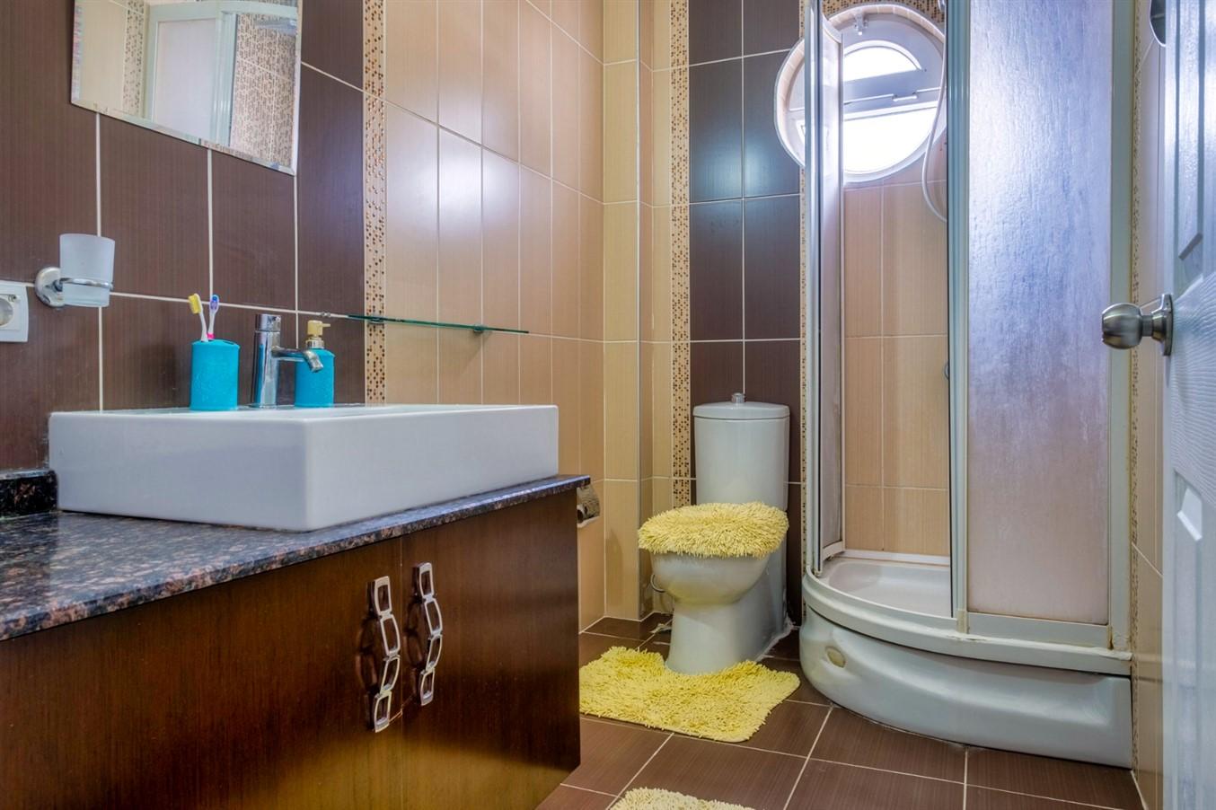 Двухуровневая квартира 5+1 в районе Коньяалты - Фото 27