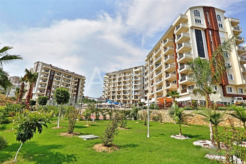 Меблированная квартира в элитном комплексе Авсаллара - Фото 3