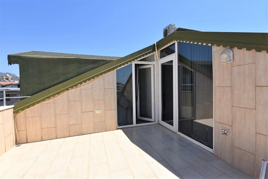 Меблированный пентхаус 4+1 в жилом комплексе с инфраструктурой - Фото 36