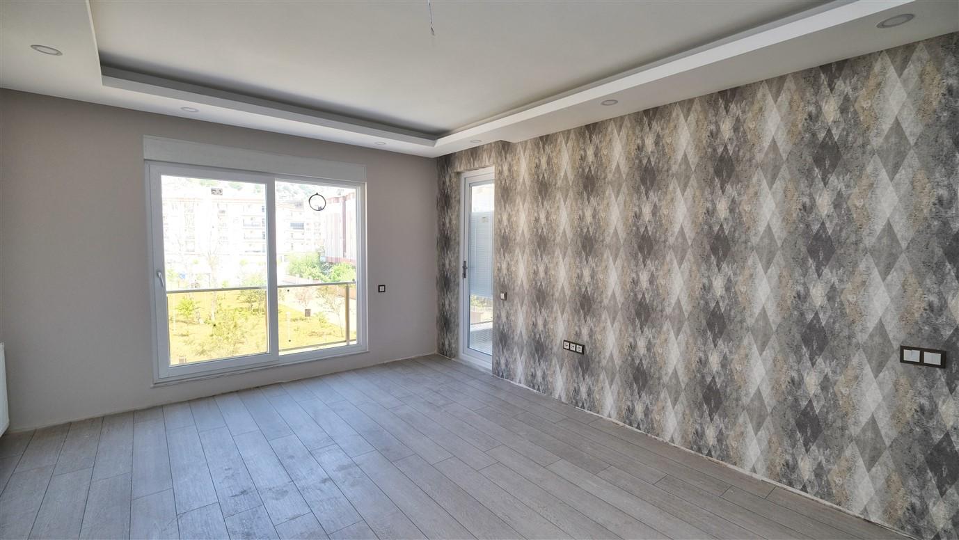 Новая двухкомнатная квартира в районе Коньяалты - Фото 13