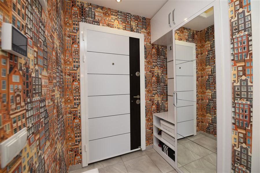Меблированная квартира 2+1 с приятными видовыми характеристиками - Фото 9