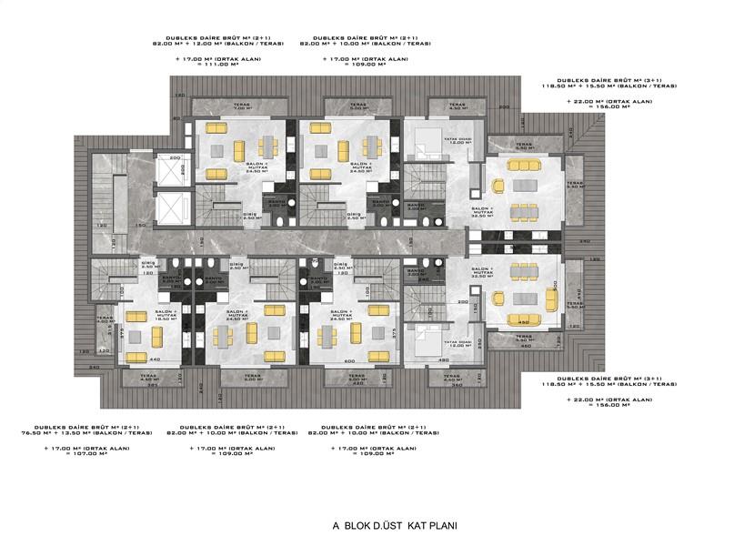 Роскошные квартиры в инвестиционном проекте - Фото 79
