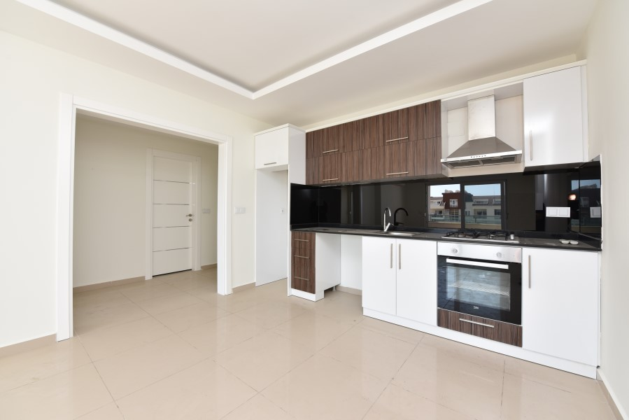 Новая двухкомнатная квартира в посёлке Авсаллар - Фото 8