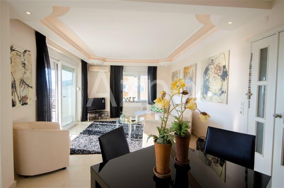Трёхкомнатная квартира с видом на пляж Клеопатры - Фото 19