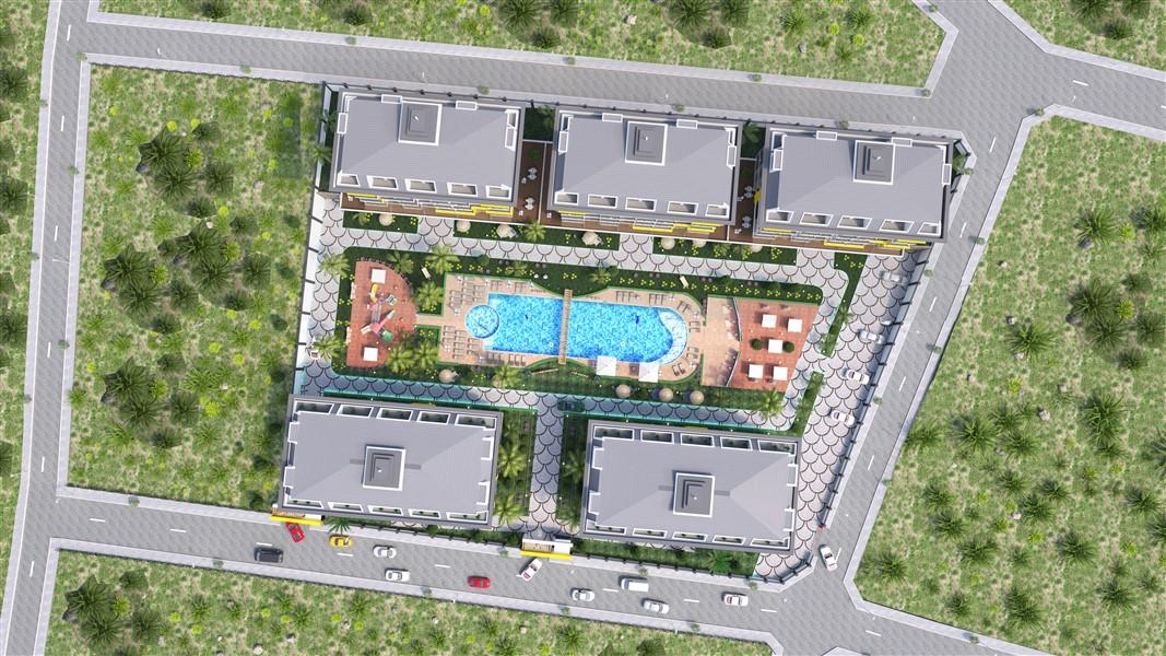 Квартиры в строящемся жилом комплексе район Кестель - Фото 11