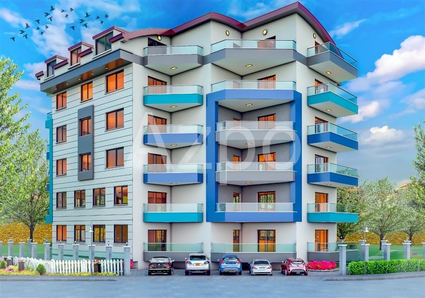 Новый строящийся проект в районе Махмутлар - Фото 3