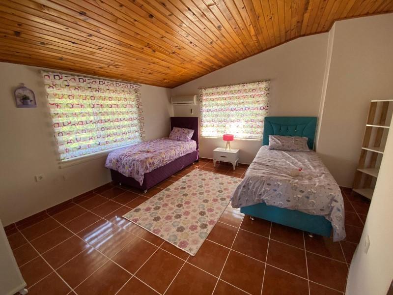 Вилла 3+1 с мебелью в районе Каргыджак - Фото 12