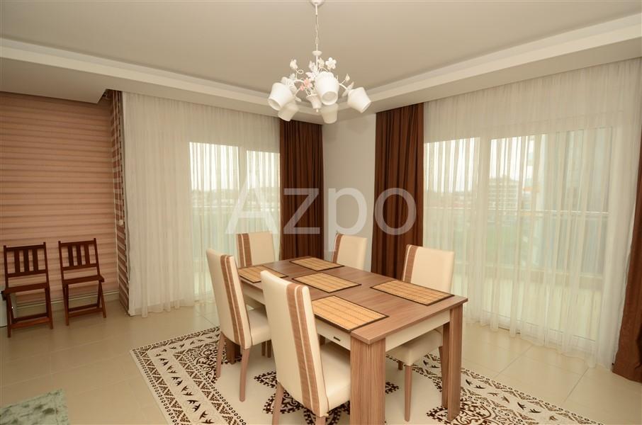Трехкомнатная квартира с мебелью в Авсалларе - Фото 5