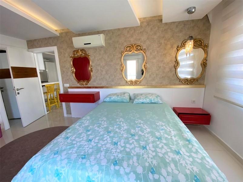Трёхкомнатная квартира с мебелью в 250 метрах от пляжа Клеопатры - Фото 18