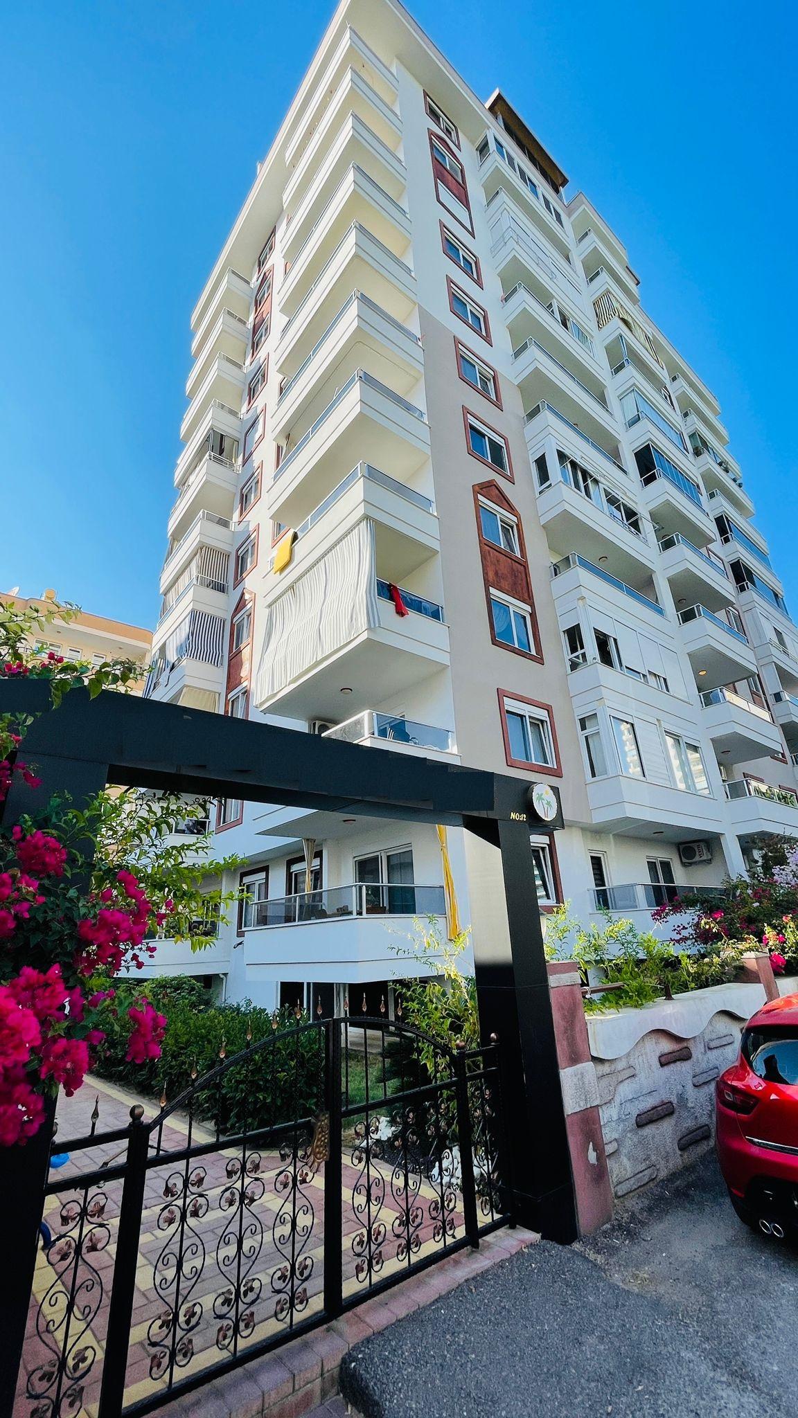 Меблированная квартира 2+1 в районе Махмутлар - Фото 1