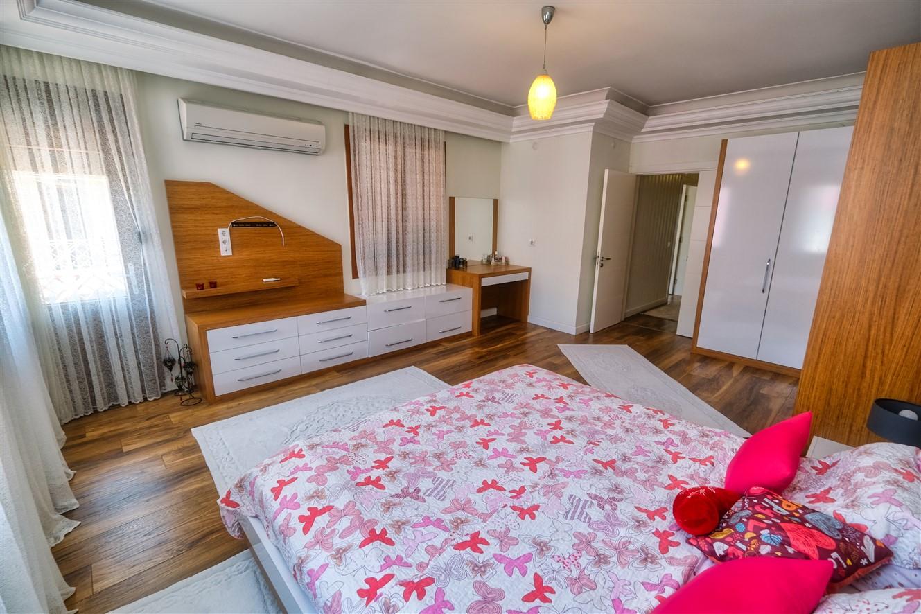 Квартира в престижном микрорайоне Гюрсу Анталья - Фото 29