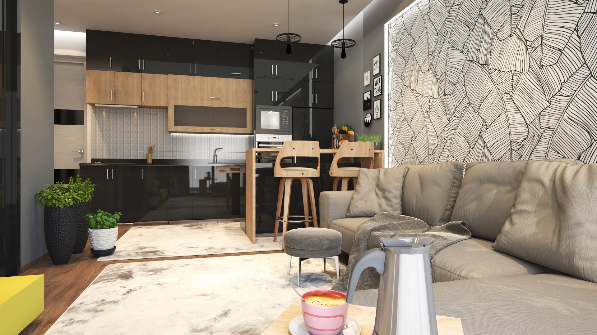 Квартиры в строящемся жилом комплексе район Кестель - Фото 32