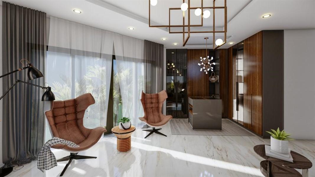 Роскошные видовые квартиры в Махмутларе - Фото 22