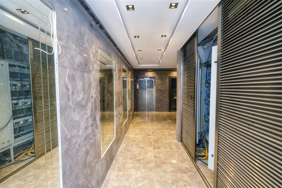 Меблированная квартира 1+1 в Анталье - Фото 10
