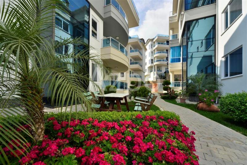 Апартаменты в элитном комплексе у пляжа Клеопатры - Фото 2