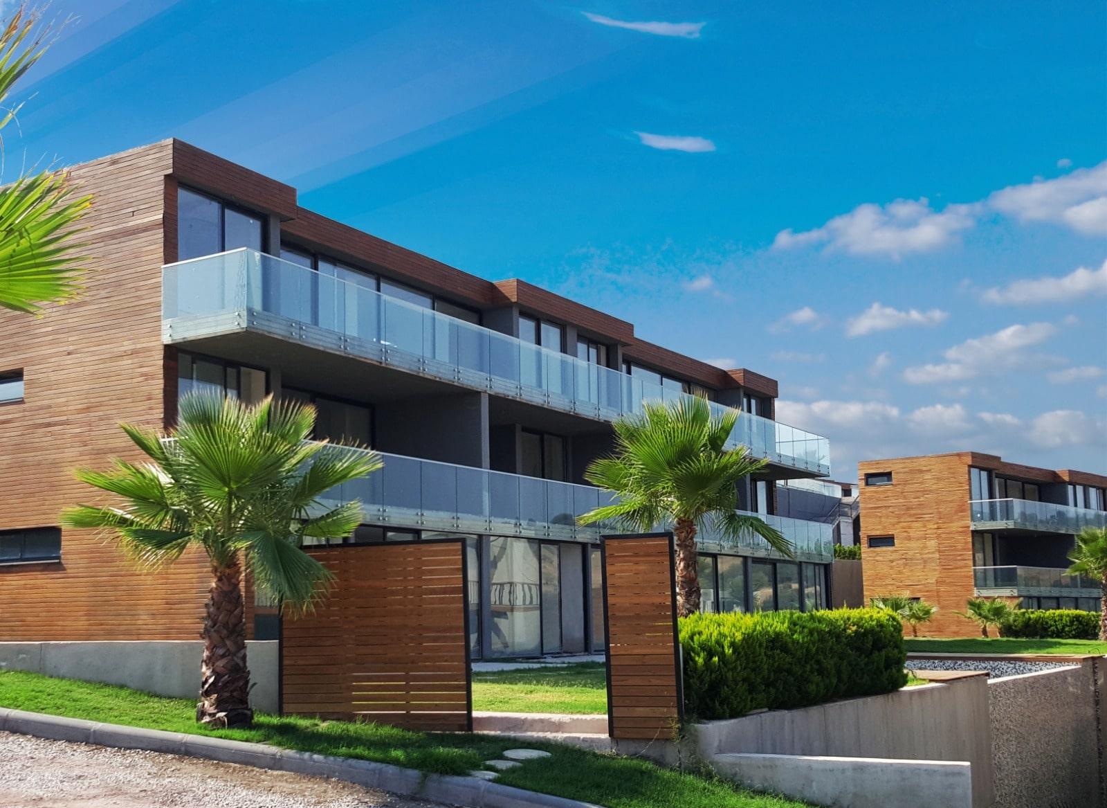 Элитные квартиры в инвестиционном проекте в Бодруме
