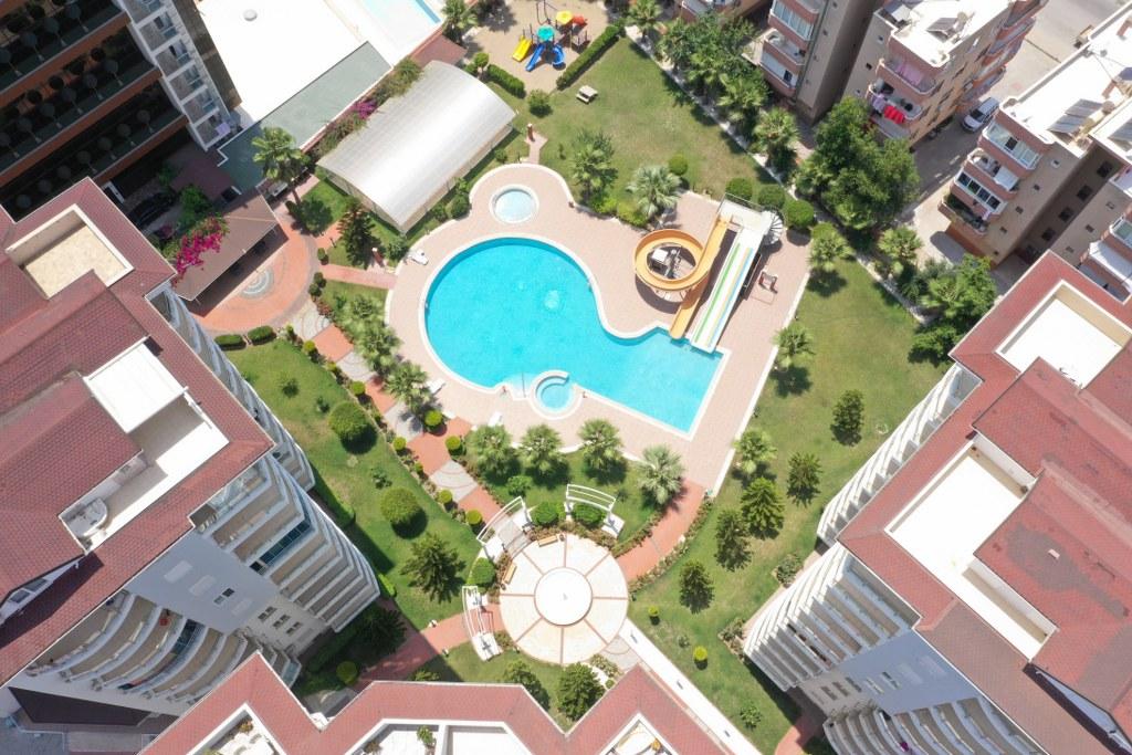 Меблированная квартира 2+1 в районе Джикджилли - Фото 29