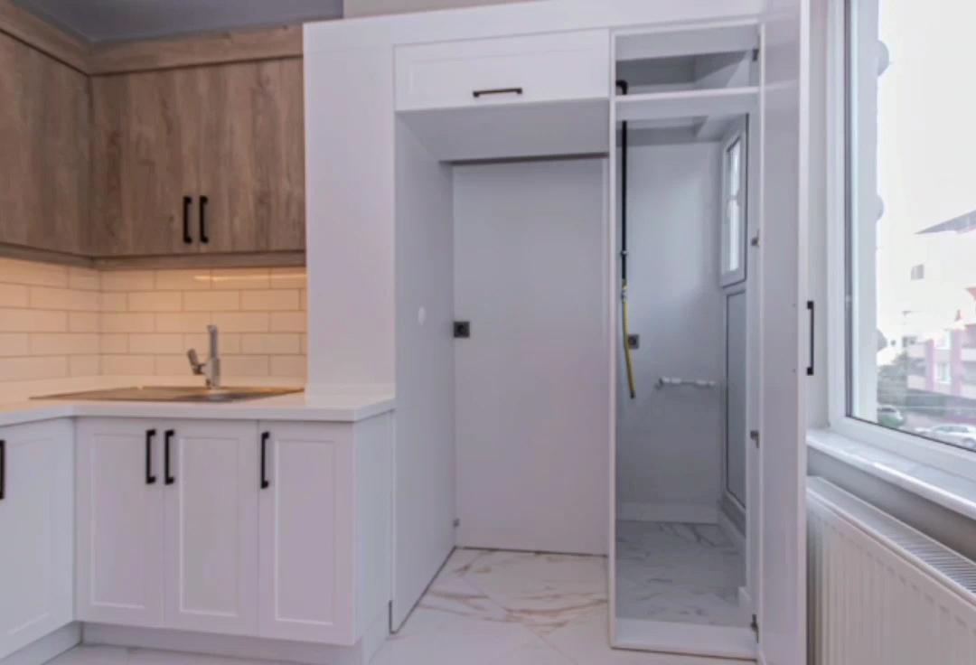 Просторная квартира 3+1 с отдельной кухней в Анталье - Фото 10