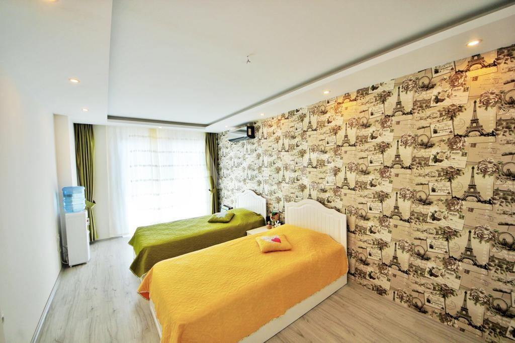 Шикарные апартаменты в районе Каргыджак - Фото 21
