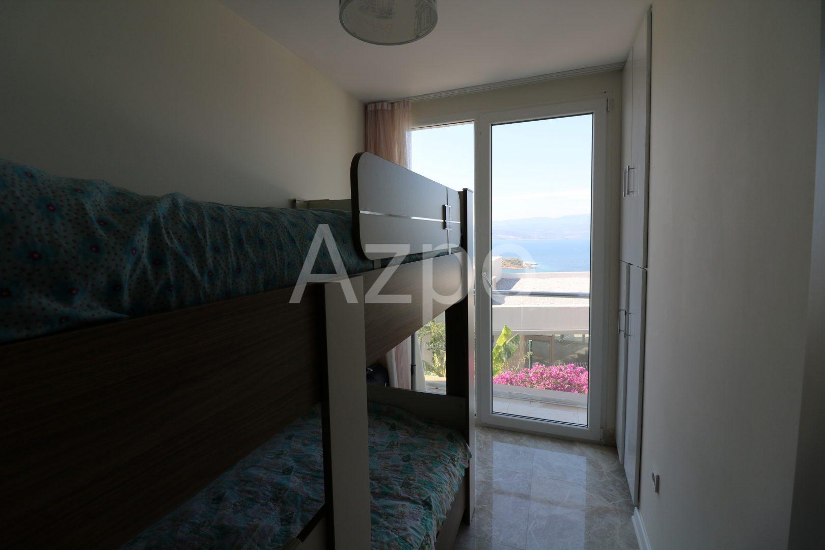 Квартира 2+1 в Бодруме с видом на морe - Фото 16