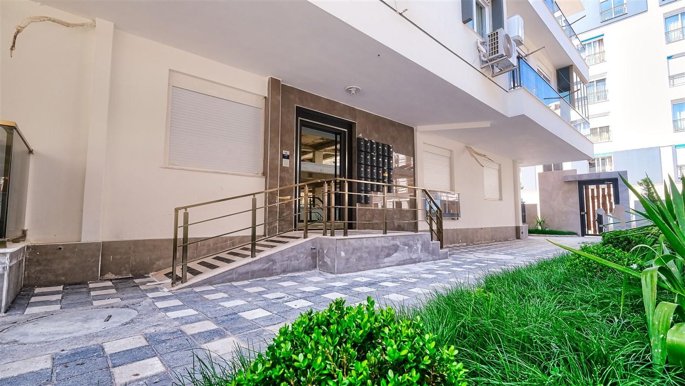 Трёхкомнатная квартира в центре Антальи - Фото 10
